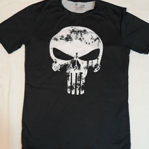 Cody Lundin compression shirt